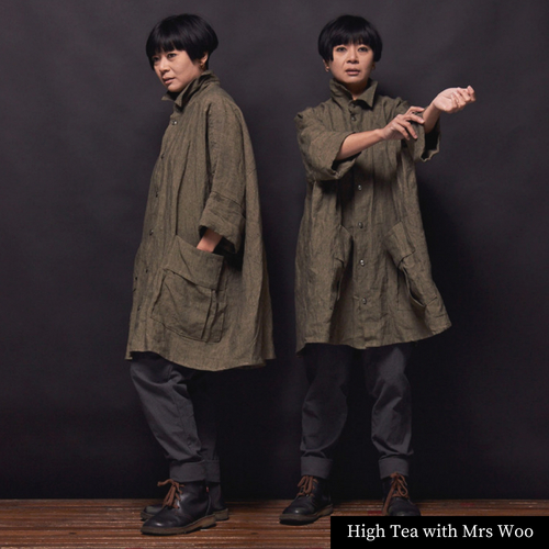 Juliana Foong Of High Tea With Mrs Woo: The Slow Fashion Market